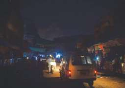 Residents of Karachi faced immense problems due to prolonged power outage