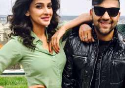 Saba Qamar wishes speedy recovery to injured Guru Randhawa