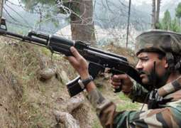 Civilian martyred, 9 hurt in Indian firing at LoC
