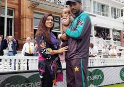 Wife Narjis says Mohammad Amir will always play for Pakistan