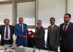 ADP discusses ways of reinforcing security cooperation with Czech Republic, Italy