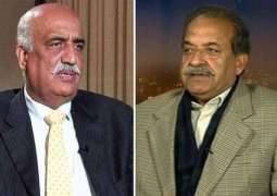 NAB to initiate inquiry against Khurshid Shah ,Mehtab Abbasi