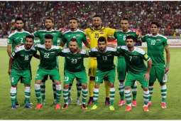 West Asian Football tourney kicks off Tuesday in Iraq