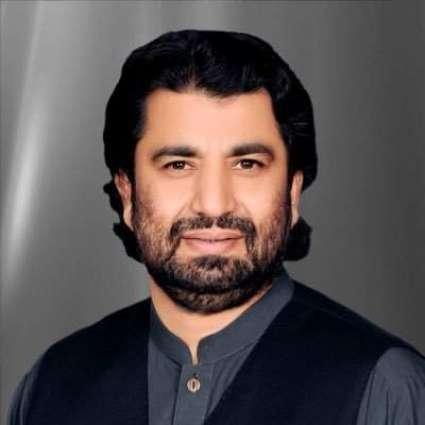 نائب رئیس البرلمان الباکستاني قاسم خان سوري یدین الھجوم الارھابي في العاصمة الأفغانیة کابول