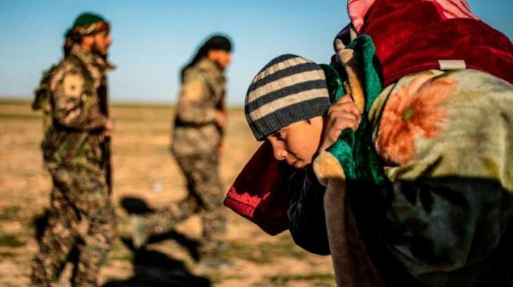 UN Says Signed Deal With SDF to End Child Recruitment in Armed Conflict