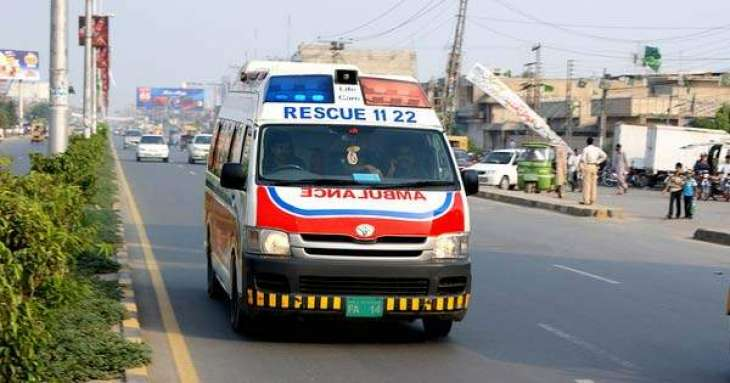 Husband, wife die in road mishap in Chiniot