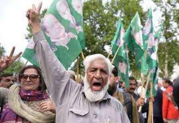 Dozens of PML-N workers arrested ahead of Mandi Bahauddin rally