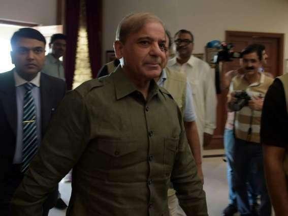 Shehbaz Sharif gets sick during Ashiana case hearing
