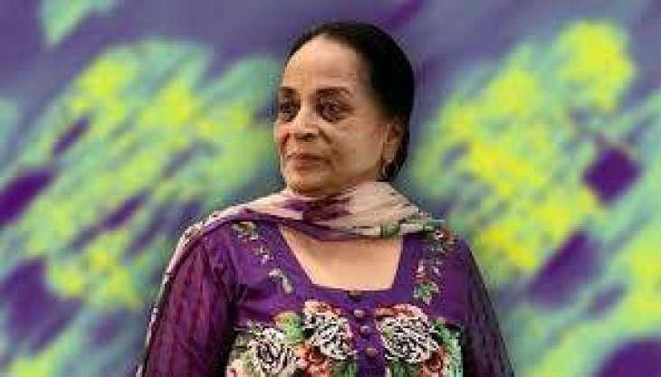 Veteran actress Zaheen Tahira passes away in Karachi