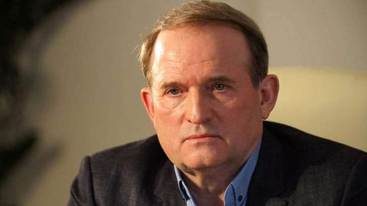 Peace in Donbas Impossible to Achieve Without Russia's Involvement - Medvedchuk