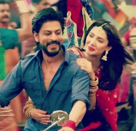 Mahira Khan says Shahrukh Khan is always late on set
