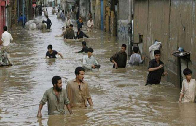 Monsoon's third spell generates urban flood warning