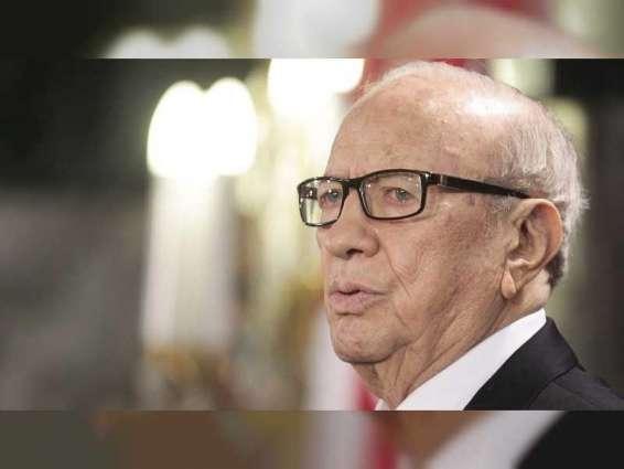 Tunisian President dies at 92