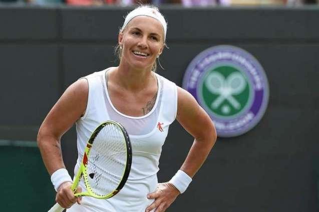 US Embassy in Russia Invites Tennis Player Kuznetsova to Collect Visa