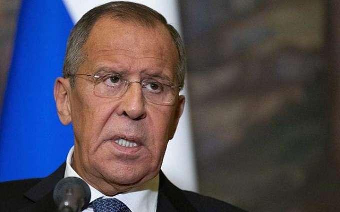 Russia, Suriname Share Same View on Venezuelan Crisis Resolution - Lavrov