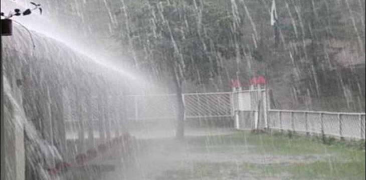 PDMA KP issues alert about thunderstorm rains