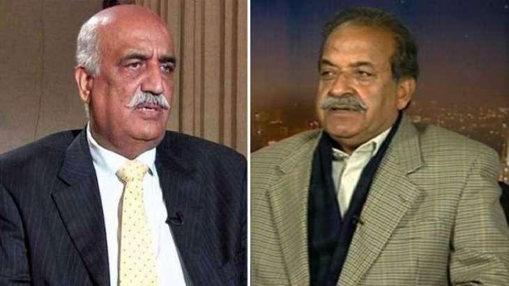 NAB to initiate inquiry against Khurshid Shah ,Mehtab Abbasi