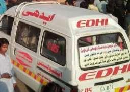 Four die in road mishap in Mirpur Khas
