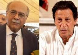 Prime Minister send Rs 10bn defamation notice to Najam Sethi
