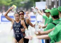 ITU, TOGOC implement measures to combat summer heat at Tokyo Olympic Test Event