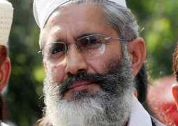 Indian tramples down UN resolution under intoxication of POWR : Siraj Ul Haq