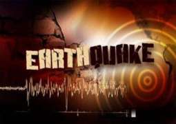 Earth quake jolts  areas of Punjab, KP, federal capital