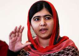 Malala urges international community to take measures for peaceful resolution of Kashmir
