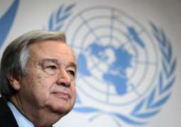 UN Chief Calls on Global Community to Secure Existing Arms Control Treaties