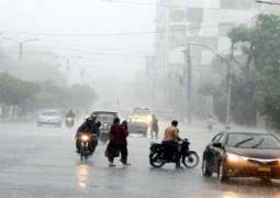 Fresh monsoon spell hits Karachi