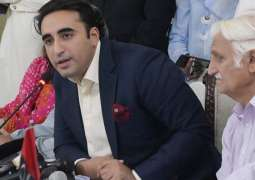 PPP always ensured direct participation of minority in general elections, says Bilawal Bhutto Zardari
