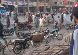 Blast in Quetta claims five lives