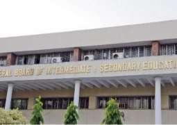 FBISE Federal announces Intermediate,  HSSC Part 2 Result