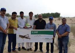 BASF collaborates with government to improve safety in locust control in Sindh and Punjab!