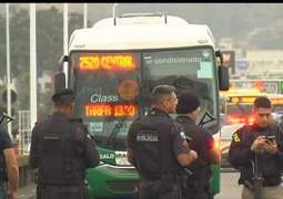 Hostages Released After Police Neutralized Bus Hijacker in Rio de Janeiro - Reports