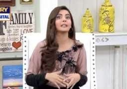 Nida Yasir thinks girls are scared of Humayun Saeed