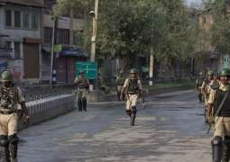 Hurriyat leaders call for anti-India marches as curfew continues on 18th day