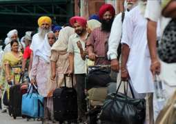 Ministry of religious affairs stops pilgrims from going to India