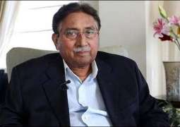 Court appoints Raza Bashir as defence counsel of Pervaiz Musharraf in High Treason case