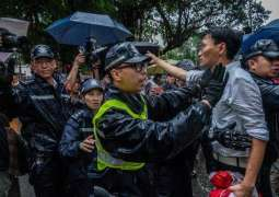Journalists Returning From Hong Kong Searched by Chinese Border Guards - Association