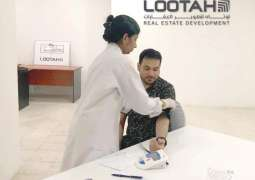 Lootah organises free health check-up in association with Vida Clinic for its property's residents
