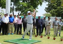 24TH CNS Open Golf Championship 2019 Commences