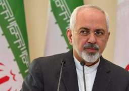 Iran's Zarif Assures Tokyo Tehran Does Not Intend to Escalate Tensions in Middle East