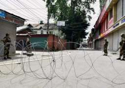 Kashmiris faces intense hardships due to 24th day of curfew , besiege