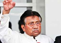 Complete record of high treason case against Musharraf hands over to his Counsel