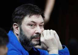 Kiev's appellate court ruled on Wednesday to release RIA Novosti Ukraine portal head Kirill Vyshinsky, who has been held in a Ukrainian jail for over 400 days, on personal recognizance