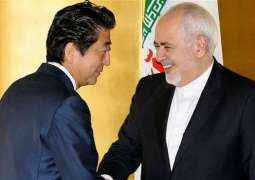 Iranian Foreign Minister Assesses Talks With Japan's Abe, Kono as 'Constructive'