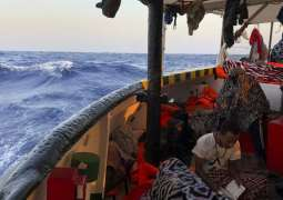 Spanish Vessel Delivers 15 Migrants From Open Arms Boat to Country's South - Reports