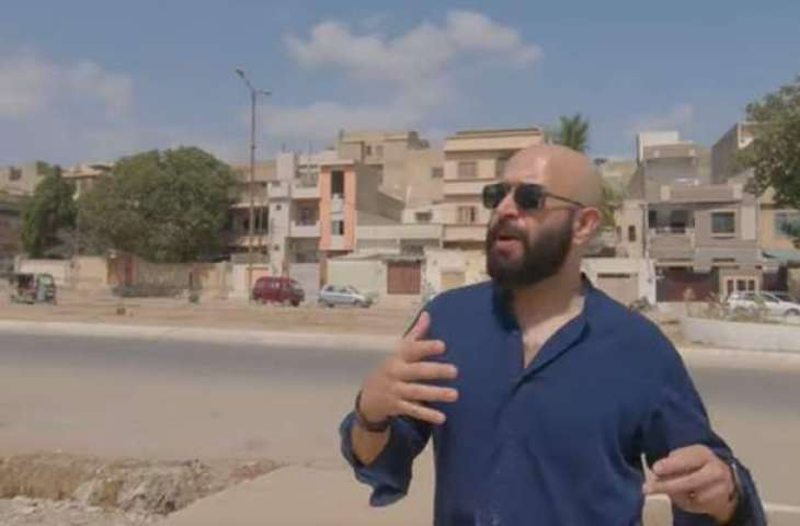 Wajahat S. Khan is back with an in-depth investigation on the land mafia and corrupt graveyard system in Karachi – Graveyard Inc.
