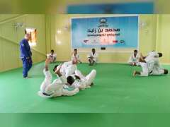Mohamed bin Zayed Summer Jiu-Jitsu Programme attracts young people from Mrajeeb Al Fhood refugee camp in Jordan