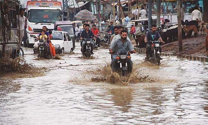 Pakistan Meteorological Department (PMD) predicts new spell of monsoon rain till Eid-ul-Azha